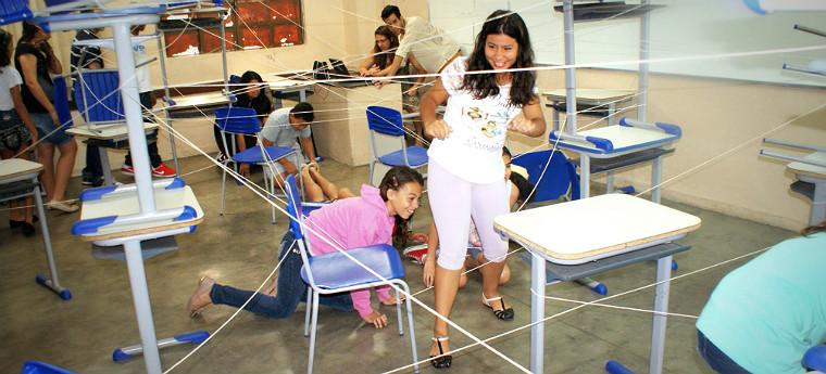 Atividades dos Embaixadores de Minas em sala de aula