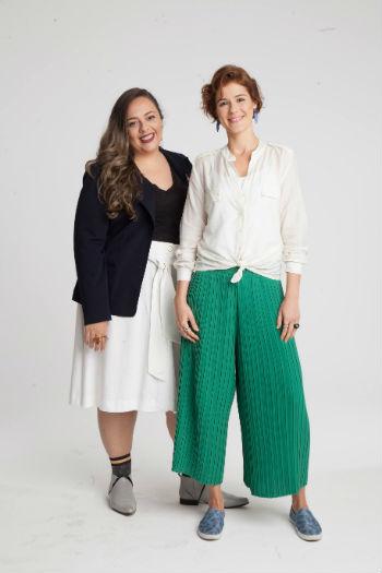 Mariana Fonseca e Livia Hollerbach, da Pipe.Social
