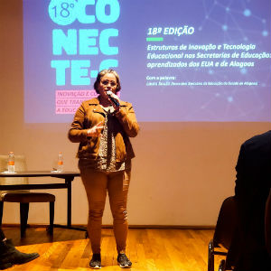 Laura Souza, secretária-executiva deEducação de Alagoas