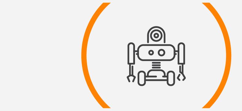 Ilustração do conteúdo Robótica