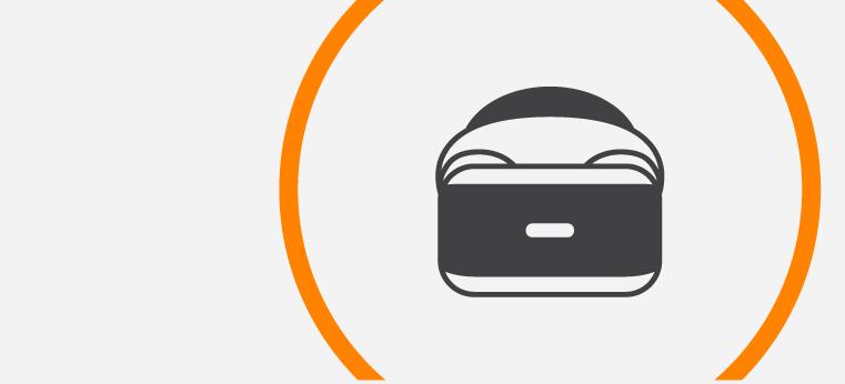 Ilustração do conteúdo Realidade Virtual