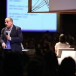 Maurice de Hond, criador da Steve Jobs School, da Holanda, mostrou como criou a rede