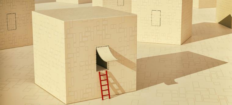 Inovação fora da caixa