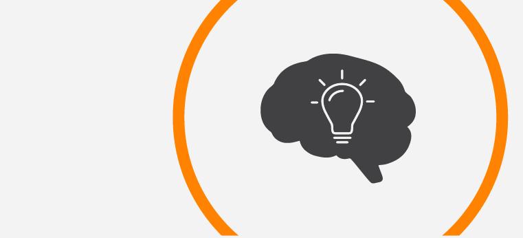 Ilustração do conteúdo Design Thinking