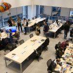 Espaço de Empresas de educação no Cubo