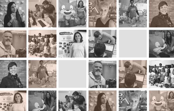 Ilustração do conteúdo Ebook gratuito reúne 11 histórias inspiradoras de educadores