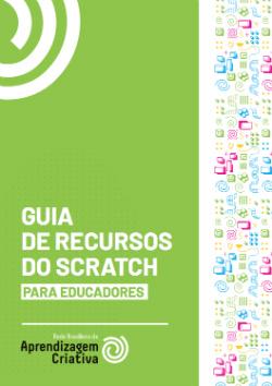 Capa do Guia do Scratch para Educadores
