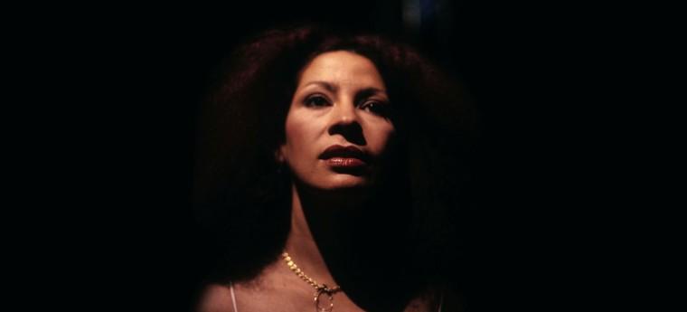 A cantora Clara Nunes