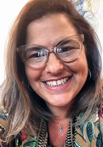A professora de robótica Luemy Ávila (RJ)