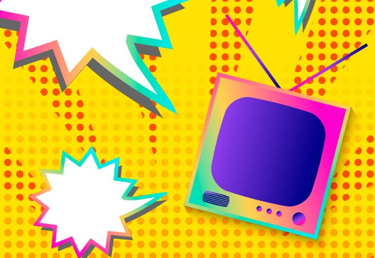 Ilustração do post Professor conta como é a experiência de gravar aulas para a TV