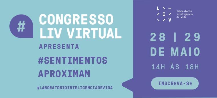 Congresso LIV Virtual 28 e 29 de maio