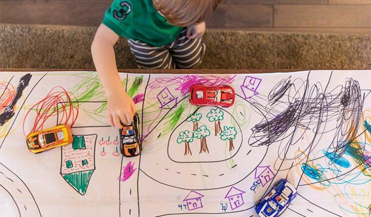 Ilustração do post Na educação infantil, comunicação com família é chave para manter criança aprendendo na quarentena