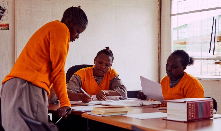 Integrantes do projeto Justice Defenders