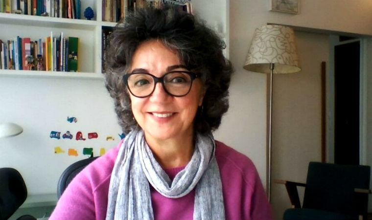 Tereza Perez diretora-presidente da Comunidade Educativa CEDAC