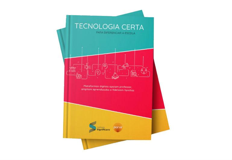 Ilustração do post Porvir e Instituto Significare lançam e-book sobre tecnologia na educação