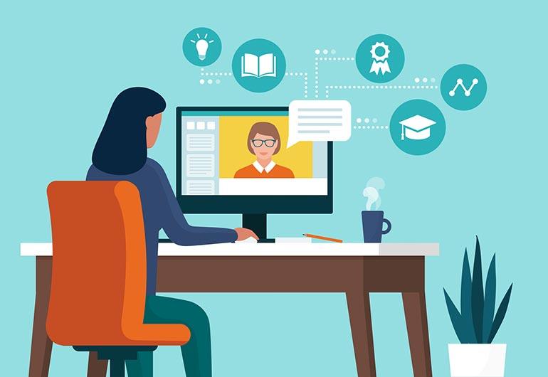 Ilustração do post Aprendizagem preocupa, mas professores veem próximo ano de forma positiva