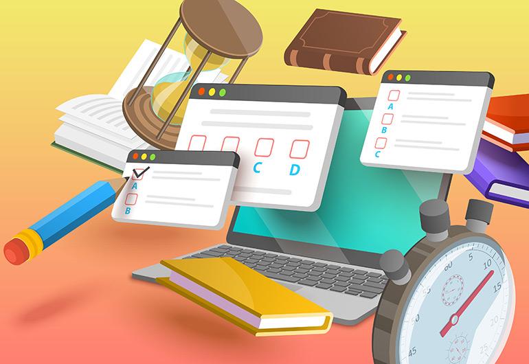 Ilustração do post Ensino remoto traz nova onda de aplicativos educacionais 'tudo em um'
