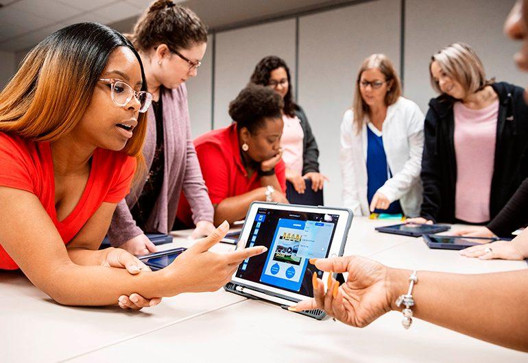 Ilustração do post Comunicação com comunidades é chave para o sucesso de um projeto de tecnologia