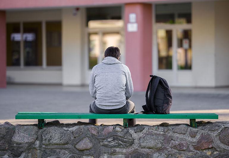 Ilustração do post Estudantes reforçam pedido de apoio emocional e a escola precisa colocar o autocuidado em pauta