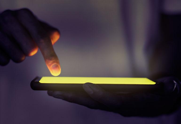 Ilustração do post Só 45% das escolas liberam acesso à internet sem fio aos alunos