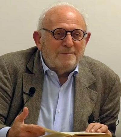 Charles Melman, psicanalista francês e um dos fundadores da Associação Lacaniana Internacional