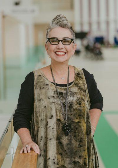 Claudia Werneck, idealizadora da Escola de Gente