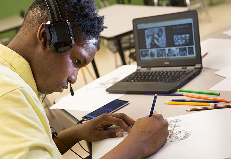 Ilustração do post Ensino híbrido amplia possibilidades de escolha dentro de Projetos de Vida